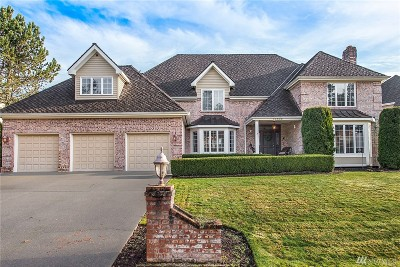 Federal Way Single Family Home Contingent: 33536 7th Place SW