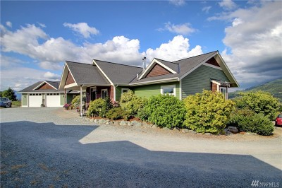 Skagit County Single Family Home Pending Inspection: 13138 Buchanan Lane