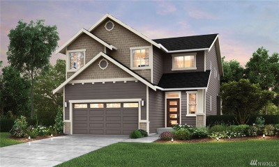Marysville Single Family Home For Sale: 8339 73rd (Lot #52 Div. 4) St NE