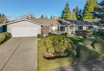 Bellevue Single Family Home For Sale: 12134 SE 13th St