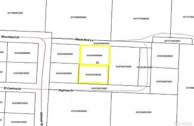 Residential Lots & Land For Sale: Highline Dr