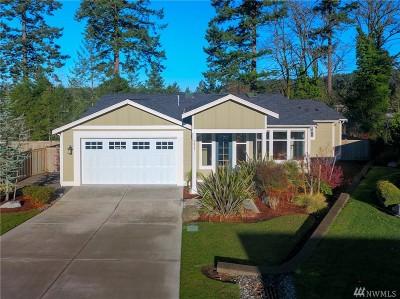 Gig Harbor Single Family Home For Sale: 7517 Shaw Lane