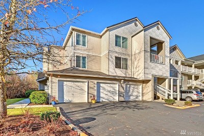Bothell Condo/Townhouse For Sale: 2009 196th St SE #B101
