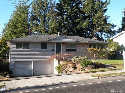 Mountlake Terrace Single Family Home For Sale: 23300 66th Ave W