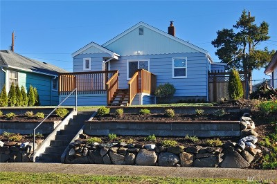 Seattle Single Family Home For Sale: 4946 Beacon Ave S