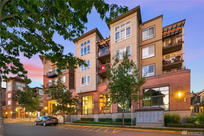 Issaquah Condo/Townhouse For Sale: 1840 25th Ave NE #414