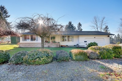 Spanaway Single Family Home For Sale: 22722 46th Ave E