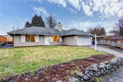 Marysville Single Family Home For Sale: 2203 143rd Place NE