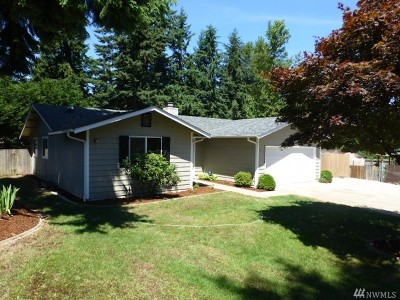 Puyallup Single Family Home For Sale: 9715 159th St Ct E