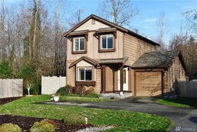 Marysville Single Family Home For Sale: 3415 66th Ave NE