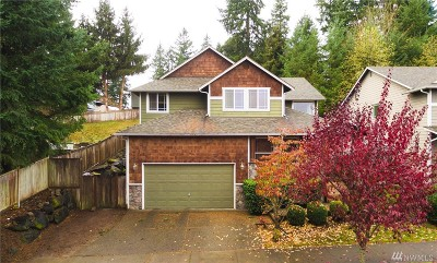 Woodinville Single Family Home For Sale: 18485 130th Place NE