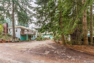 Burien Single Family Home For Sale: 842 SW 132nd St