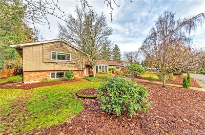 Fircrest Single Family Home For Sale: 1318 Mar Vista Dr