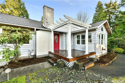 Seattle Single Family Home For Sale: 11318 2nd Ave NW
