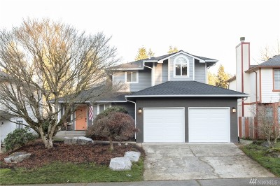 Single Family Home For Sale: 27640 26th Ave S