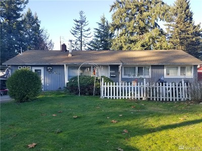 Lacey Single Family Home For Sale: 1313 Gemini St SE
