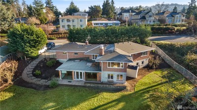 Bellevue Single Family Home For Sale: 4255 120th Ave SE