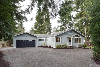 Burien Single Family Home For Sale: 14321 11th Ave SW
