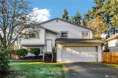 Federal Way Single Family Home For Sale: 31645 1st Place S
