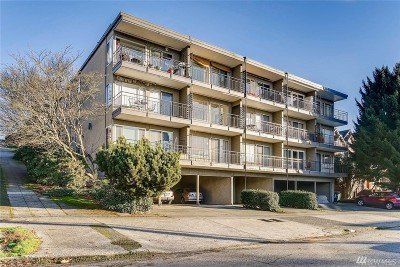Seattle Condo/Townhouse For Sale: 303 N 44th St #202