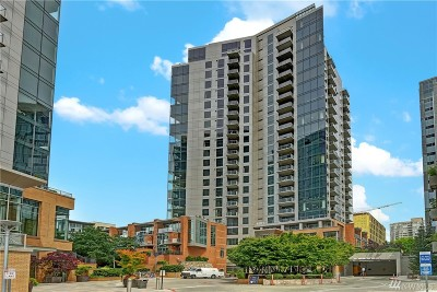 Bellevue Condo/Townhouse For Sale: 10662 NE 9th Place