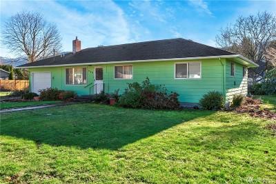 Skagit County Single Family Home For Sale: 949 Fidalgo St