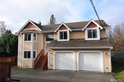 Seattle Single Family Home For Sale: 10433 11th Ave SW