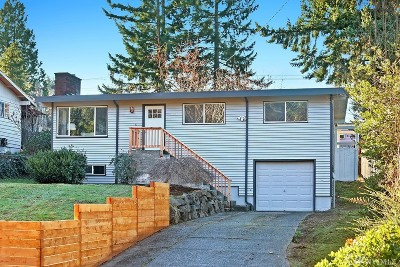 Seattle Single Family Home For Sale: 10239 1st Ave SW