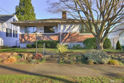 Seattle Single Family Home For Sale: 7732 19th Ave NW