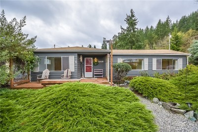 Coupeville Single Family Home Pending: 28 N Harrington Lagoon Rd