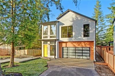 Kirkland Single Family Home For Sale: 13028 NE 95th St