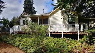 Shelton Single Family Home For Sale: 540 E Pickering Rd