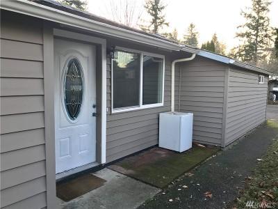 Auburn WA Single Family Home For Sale: $250,000