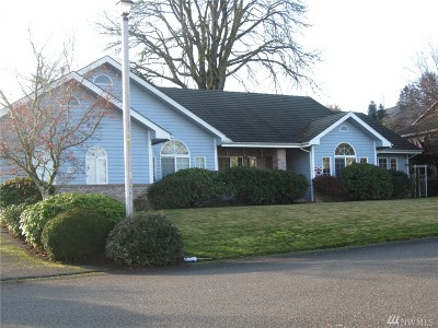 Thurston County Single Family Home For Sale: 8015 68th Ave SE