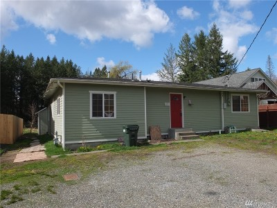 Tumwater Single Family Home For Sale: 801 Pioneer St SW