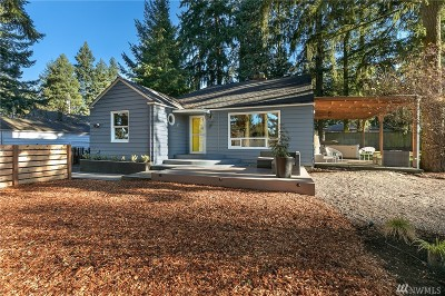 Seattle Single Family Home For Sale: 14202 Roslyn Place N