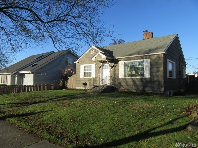 Marysville Single Family Home For Sale: 1707 3rd St