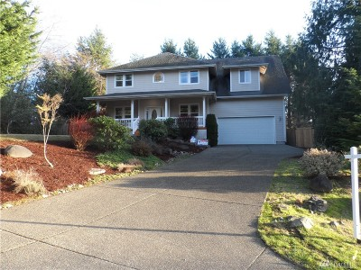 Gig Harbor Single Family Home For Sale: 4814 149th St NW