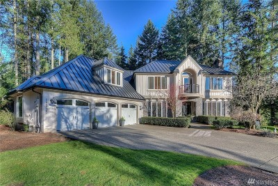 Gig Harbor Single Family Home For Sale: 12415 Tanager Dr NW