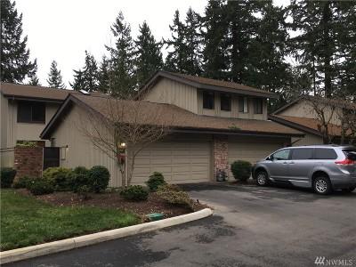 Bellevue Condo/Townhouse For Sale: 106 140th Place NE #138