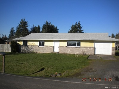 Napavine Single Family Home For Sale: 120 W Branch Ct