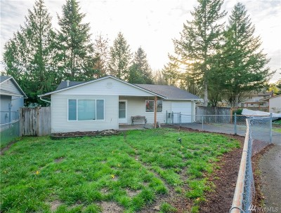 Marysville Single Family Home For Sale: 6104 99th Place NE