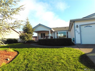 Orting Single Family Home For Sale: 308 Oak St SW