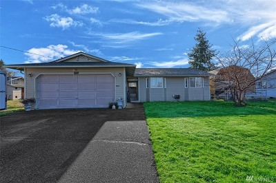 Marysville Single Family Home For Sale: 5232 93rd Place NE