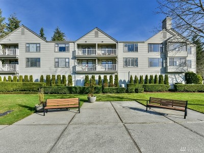 Issaquah Condo/Townhouse For Sale: 4152 Providence Point Dr SE #106