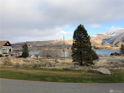 Chelan, Chelan Falls, Entiat, Manson, Brewster, Bridgeport, Orondo Residential Lots & Land For Sale: 15302 Lakeview St