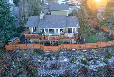 Puyallup Single Family Home For Sale: 709 22nd St SW