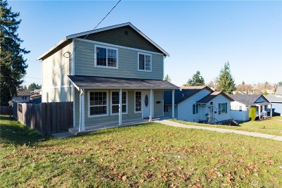 Single Family Home For Sale: 7252 S Wapato St