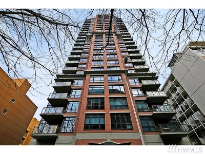 Seattle Condo/Townhouse For Sale: 1420 Terry Ave #802