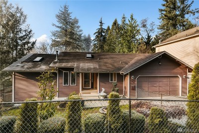 Redmond Single Family Home For Sale: 3533 289th Ave NE